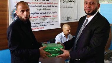 ندوة عن ثقافة التعايش  المدني واللاعنف في بغداد