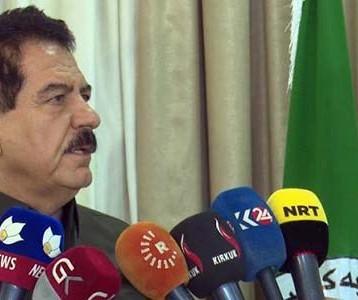 القضاء العراقي يصدر أمرا باعتقال كوسرت رسول