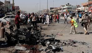 يونامي تعلن استشهاد 203 مدنيين وإصابة 389 آخرين ضحايا الارهاب في العراق خلال ايلول الماضي