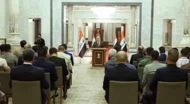 العبادي يعلن انتهاء جميع العمليات العسكرية غرب كركوك وتحرير الحويجة بالكامل