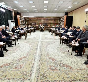 سفراء أوروبا يؤكدون دعمهم لوحدة العراق وفرض الأمن في كركوك
