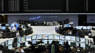 أسوأ أسبوع  للأسهم الأوروبية