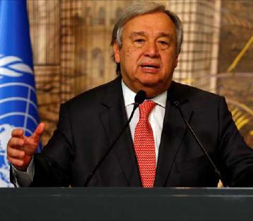 """الأمم المتحدة تدعو بغداد وأربيل إلى الاستمرار بالعمل المشترك للقضاء على """"داعش"""""""