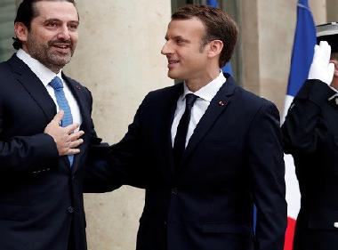 رئيس الوزراء اللبناني يصل الى فرنسا بعد شائعات بـ»احتجازه» في السعودية