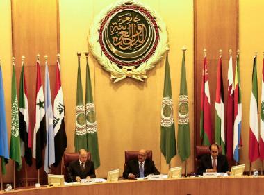 اجتماع طارئ في الجامعة العربية بشأن  ما وصف بـ»التدخلات الإيرانية» في المنطقة