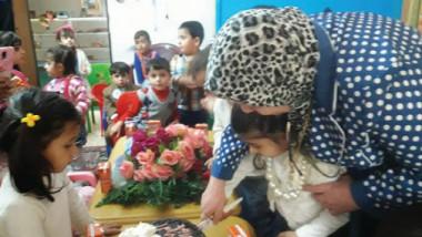 احتفالية لدعم الطفولة ما بعد داعش في نينوى