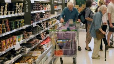 استقرار معدل التضخم الأساسي البريطاني