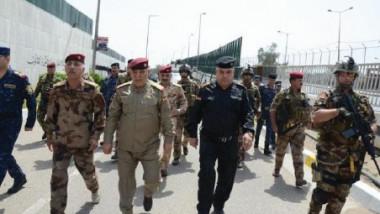 قيادة عمليات بغداد تفتتح العديد من الشوارع لمعالجة الاختناقات المرورية