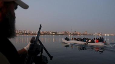 الأمم المتحدة ترى الاتفاق الأوروبي  مع طرابلس بشأن الهجرة «غير إنساني»