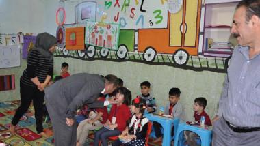 البيت الثقافي في كركوك يحتفل بعيد الطفل العالمي