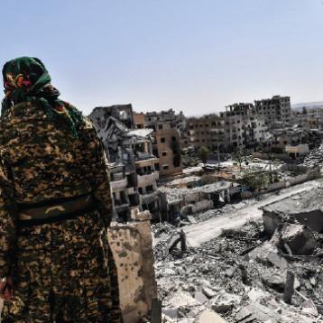 الكشف عن مقتل 6000 عنصر من داعش في معركة تحرير الرقة