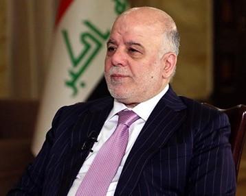 العبادي يؤكد حصر تصدير النفط بالحكومة وتفعيل جميع السلطات الاتحادية بالإقليم