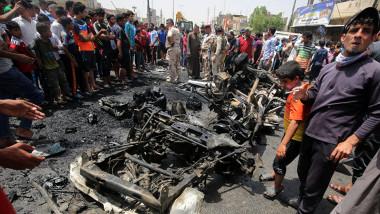 العراق يتصدر عدد قتلى الهجمات الإرهابية خلال 2016