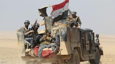 القوّات العراقية تنهي المرحلة الأولى من عمليات الجزيرة وتسيطر على 50 % من الصحراء