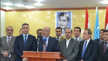 التركمان: نؤيد الاحتكام الى الدستور في حل  الخلافات بما في ذلك إلغاء نتائج الاستفتاء