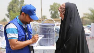 المنظمة الدولية للهجرة تقدم المساعدات الطبية للعائلات المتضررة من جرّاء الزلزال