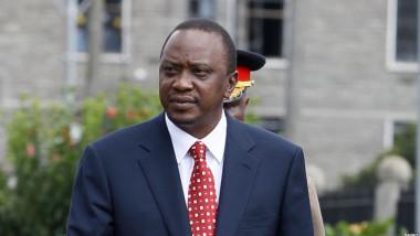 اوهورو كينياتا رئيسا لولاية ثانية في كينيا