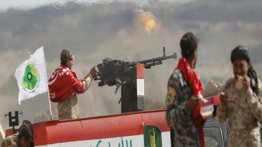 بدء عمليات التحصين الاستراتيجي للحدود العراقية السورية