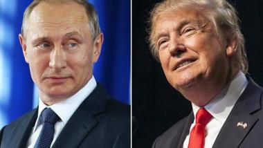 بوتين وترامب يتفقان على قتال « داعش « في سوريا
