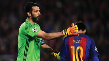 مناسبة خاصة لبوفون أمام برشلونة.. وأتلتيكو يواصل التحضير لموقعة روما