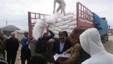 التجارة تعلن استقرار عمليات تجهيز المواطنين بالمواد الغذائية