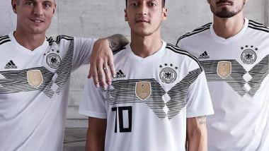 أديداس تكشف عن قمصان منتخبات كأس العالم 2018