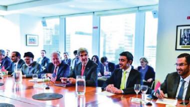 اجتماع دولي واسع لإيجاد حل سياسي في أزمة اليمن