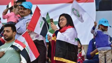 العراق وسوريا يتعادلان إيجاباً في ودية كربلاء