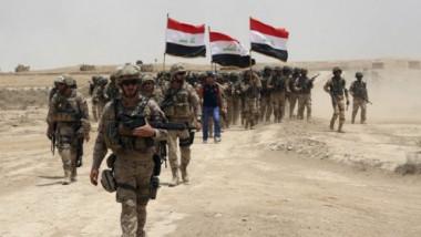 """تدمير 30 مضافة  لـ""""داعش"""" وقتل 20 عنصراً منهم في صحراء الرطبة"""