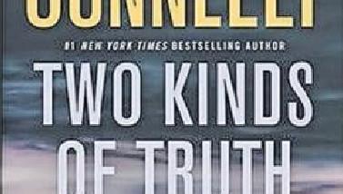 رواية «نوعان للحقيقة» لمايكل كونلي تتصدر قائمة نيويورك تايمز لأعلى مبيعات الكتب