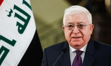 روسيا تؤكد لمعصوم وقوفها مع العراق أمام جميع التحديات