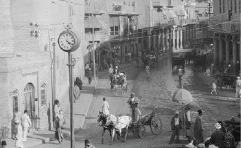 حكاية رصافة بغداد