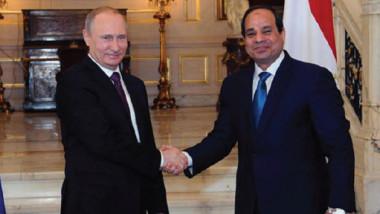 طموحات روسيا لاستعادة دورها في شمال أفريقيا