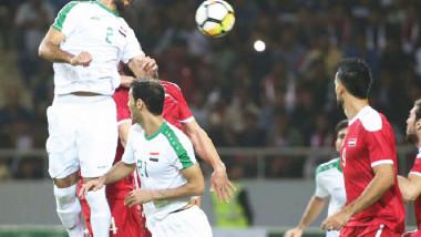 مباريات دولية تسهم في كسر الحظر الكلي