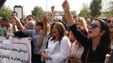 التغيير والجماعة الإسلامية وقائمة برهم صالح يقدمون مقترحاً جديداً لتشكيل حكومة انتقالية