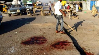 50 قتيلا على الاقل في هجوم انتحاري استهدف مسجدا في نيجيريا