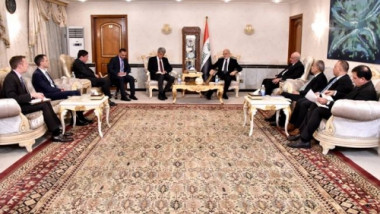 الجعفري لسفراء كبار الدول: العراق يتطلّع لإعادة إعمار البُنى التحتيَّة