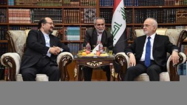 الجعفري يعلن زيادة حجم التبادل التجاري مع إيران