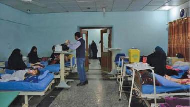 الصحة تعلن إنخفاضا كبيراً في نسبة الإصابات بمرض التدرّن الرئوي