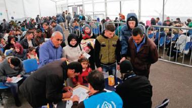 نزاعات الشرق الأوسط وشمال أفريقيا تعرقل جهود القضاء على الجوع