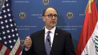 السفير الأميركي: منحة دولية للعراق بقيمة 115 مليون دولار