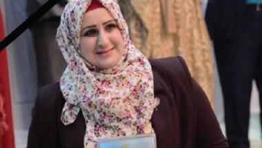 «رنا العجيلي» أول شهيدة إعلام حربي بالعراق