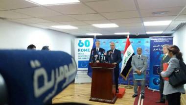 العراق والاتحاد الأوربي يوقّعان  اتفاقيتي منحة بمبلغ 60,4 مليون يورو