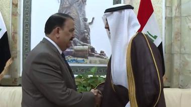 العراق والسعودية يبحثان التنسيق للقضاء على الإرهاب