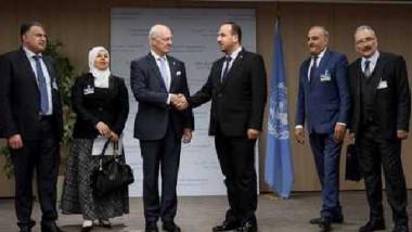 المفاوضات السورية في جنيف تستأنف الثلاثاء وعودة الوفد الحكومي غير محسومة