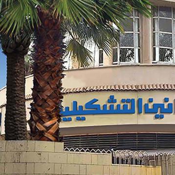 معرض ( بلا حدود ) تشكيل بالوان عراقية