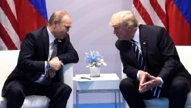 بوتين يتصل بترامب ليشكره على تعاون المخابرات الأميركية مع بلاده