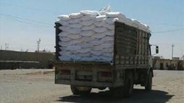 تجهيز المناطق المحررة في الموصل وغرب الأنبار بالحصص التموينية