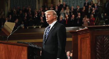 ترامب يطلع الكونغرس على اتفاقية محتملة لشراء السعودية التكنولوجيا النووية
