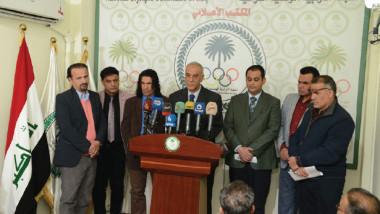 «الأولمبية»: تصدر مقررات  لتجنب العقوبات الدولية